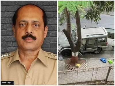 Mumbai cop Sachin Waze arrested by NIA for 'role in placing explosives-laden car' near Mukesh Ambani's house