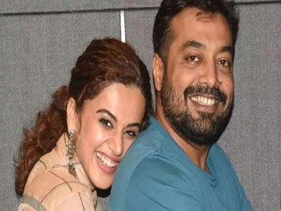 Income Tax Department conducts raids at properties of Anurag Kashyap, Taapsee Pannu