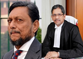 CJI SA Bobde Recommends Justice NV Ramana as his Successor