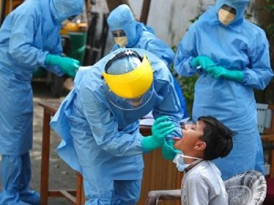 India records 25,320 fresh COVID-19 cases, biggest single-day jump in 84 days