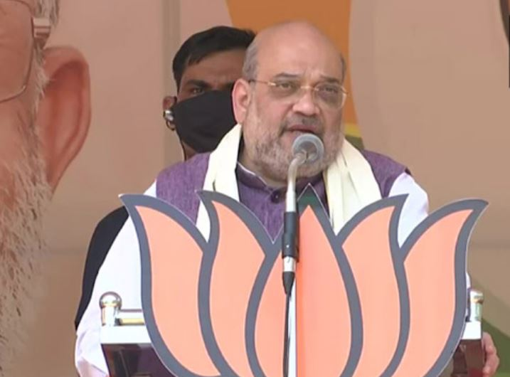 HM Amit Shah in Kerala: 'Confident BJP will form Govt' in the state
