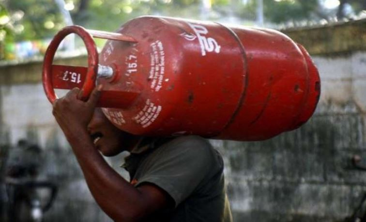 LPG domestic cylinder price hiked for the fourth time in a month