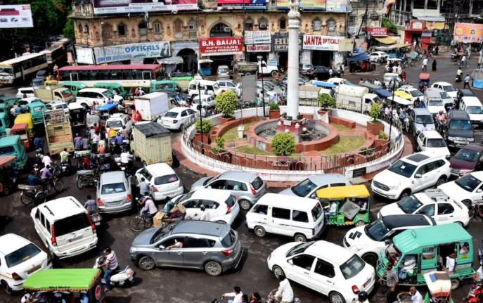 Lucknow to get advanced multilevel robotic parking facility in Chowk