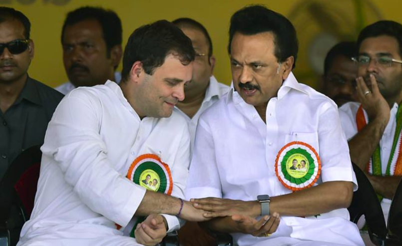 TN assembly polls: DMK, Congress sign seat-sharing pact, latter gets 25 seats