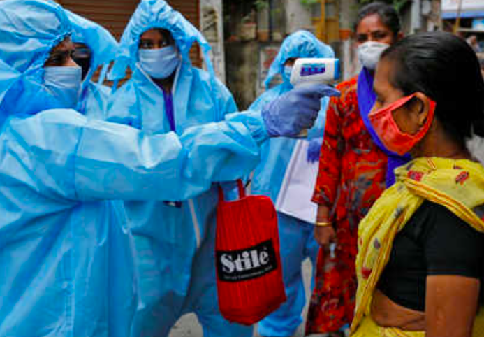 Covid-19 update: With 22,854 cases, India sees massive spike in new infections