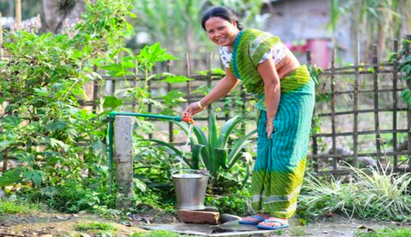 3.77 crore Rural Households get Tap Water Connections under Jal Jeevan Mission