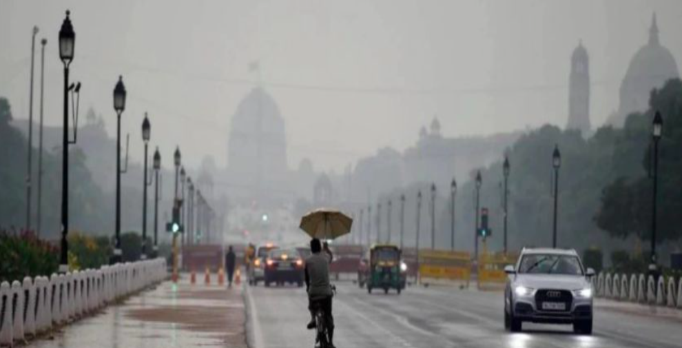 Relief for Delhi people as IMD forecasts rain for next few days
