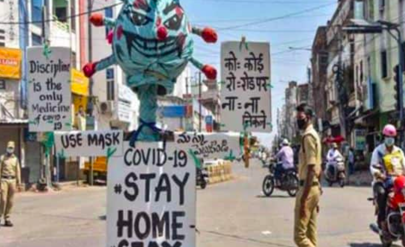Lockdown imposed in Nagpur amid rising Covid cases in Maharashtra