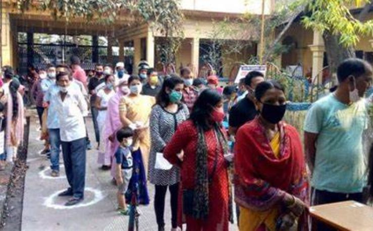 West Bengal Assembly poll, Phase 1 concludes with around 79.79% voter turnout