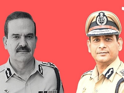 Param Bir Singh Removed As Police Commissioner, Hemant Nagrale Takes Charge After Sachin Vaze Controversy