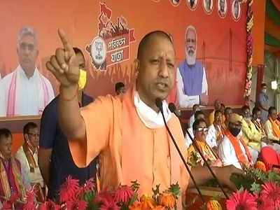 UP Chief Minister Yogi Adityanath gifts Rs 1,650 crore projects to Bundelkhand