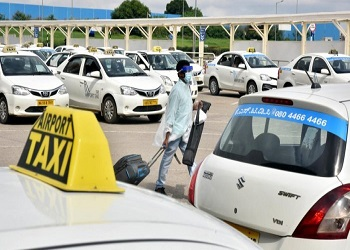 Taxi Services Hit At Bengaluru Airport After Driver Dies By Suicide