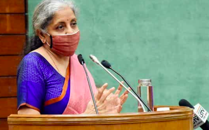 India to look for other sources of crude oil supply, says FM Nirmala Sitharaman