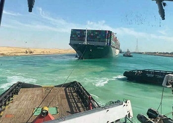 Suez blockage ends, but Indian crew may face legal charges