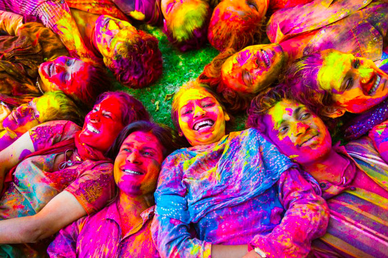 Love to play Holi but don't know its many other names? Learn with us!