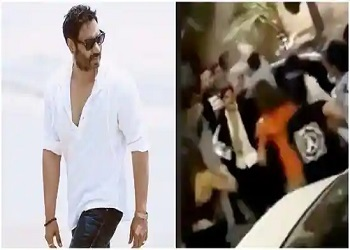 Devgn reacts to rumours of him being 'beaten up' in Delhi, says it's his 'lookalike'