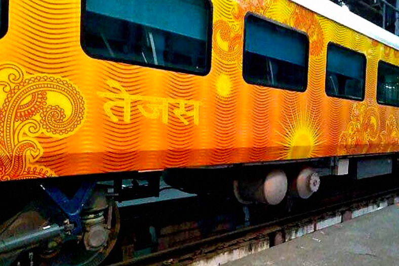 Tejas Express returns to tracks, will run daily between Lko-New Delhi from March 25
