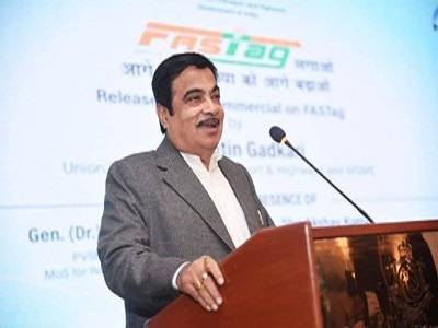 FASTags will help save ₹20,000 cr annually on fuel: Nitin Gadkari