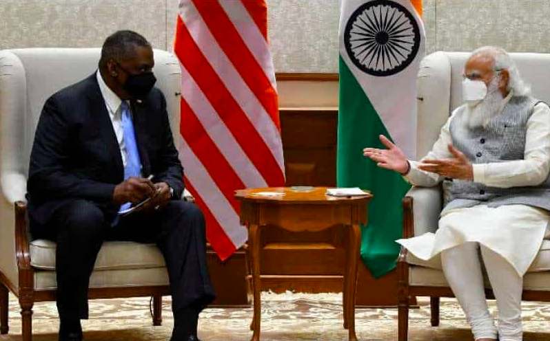 """US Secretary Of Defence """"discussed human rights issues with Indian ministers"""": Reports"""