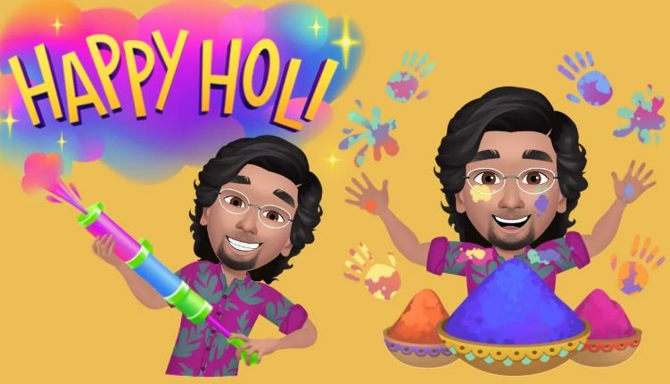 Wish this Holi with Holi-themed WhatsApp, FB stickers, Know where to download