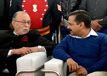 L-G Anil Baijal now 'Govt' in Delhi as Centre notifies amended GNCT Act