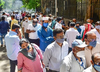 India records highest single-day rise of 2.95 lakh COVID-19 cases, 2,023 deaths