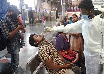 Mumbai records over 9,000 new COVID cases in biggest ever 1-day surge