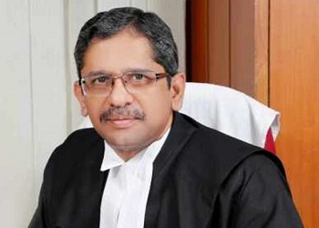 Justice NV Ramana Appointed Next Chief Justice Of India By President Ram Nath Kovind