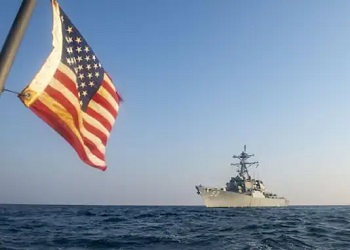 US Navy holds operation inside India's exclusive economic zone 'without consent'