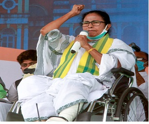 'Factually incorrect': EC rejects Mamata's allegations over 'vote-cheating' at Nandigram booth