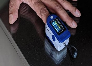 Govt shares 8-step guideline on how to use pulse 'Oximeter' properly