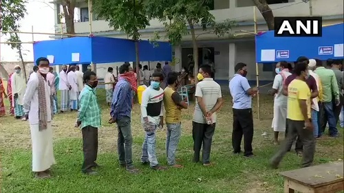 West Bengal Assembly Elections Phase 6 ENDs ; 79.04% voter turnout records till 5 pm