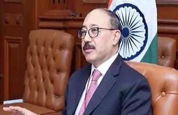 Over 40 countries offered to supply oxygen to help India tackle Covid crisis: Foreign secy
