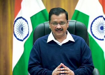 Delhi reports 13,500 new Covid cases ,Arvind Kejriwal urges centre to cancel board exams