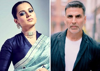 Kangana Ranaut claims she received 'secret calls' from Akshay Kumar and others, praising Thalaivi; slams 'movie mafia terror'