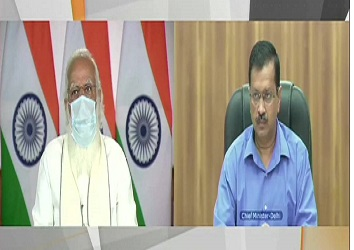 "No instructions, says Kejriwal's office ""Regrets"" televised appeal to PM amid row"