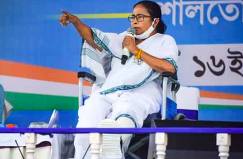 West Bengal Assembly Phase-2 polls LIVE: Mamata slams EC over 'inactivity' to curb poll violence