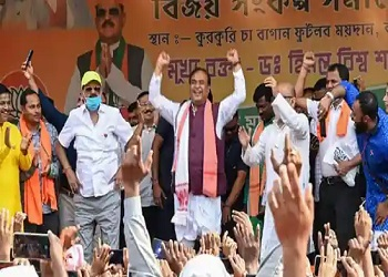 EC reduces campaigning ban on BJP's Himanta Biswa Sarma from 48 hours to 24 hours