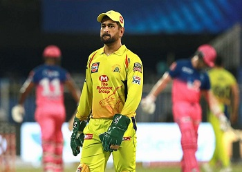 IPL 2021: MS Dhoni fined Rs 12 lakh for slow over rate against DC