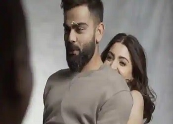 Anushka Sharma attempts to lift Virat Kohli in new video, watch her happy reaction on pulling it off