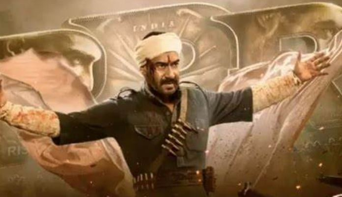 Ajay Devgn's first look from 'RRR' is all about 'Strength' and 'Power'