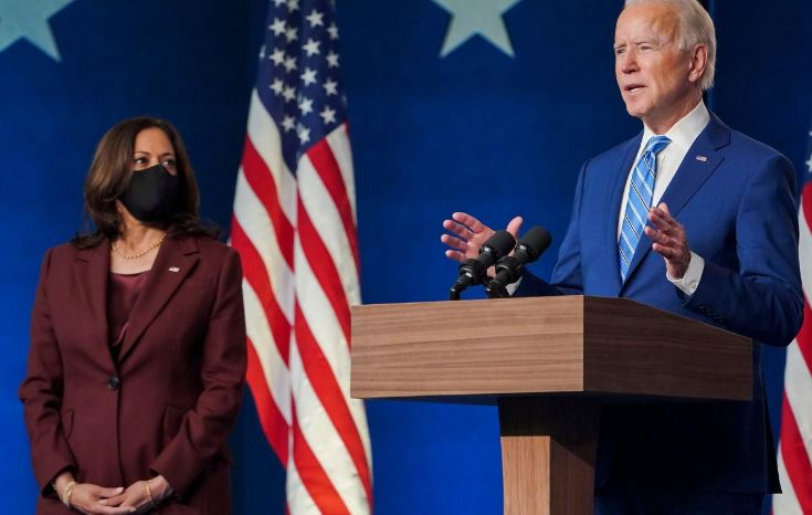 Biden-Harris flung into action after criticism of silence over India's Covid plight