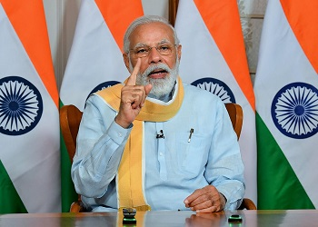 PM Modi seeks to ensure adequate medical grade oxygen supply in the country