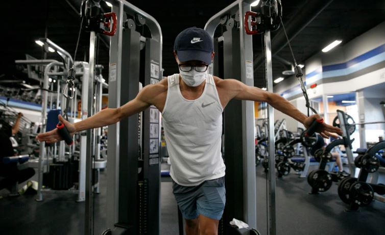 Covid and Gym, Here's how to protect yourself at the gym!