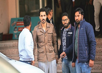 Actor-activist Deep Sidhu, accused in Red Fort violence, gets bail; arrested again