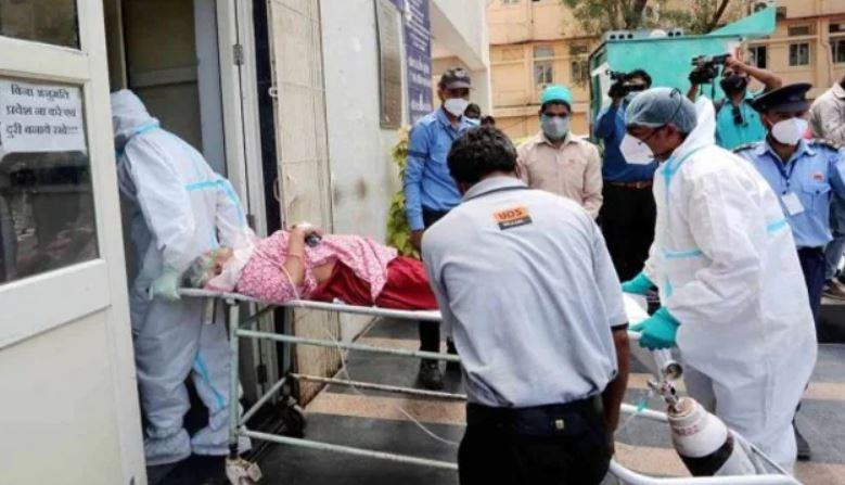 """US """"deeply concerned by severe Covid outbreak"""" in India: Top Official"""