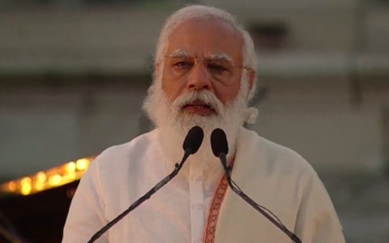 Govt working unitedly, rapidly to deal with Covid crisis alleges PM Modi