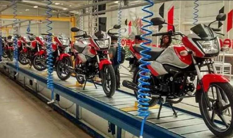Hero Motocorp shuts plants amid Covid surge, first such action by big firm