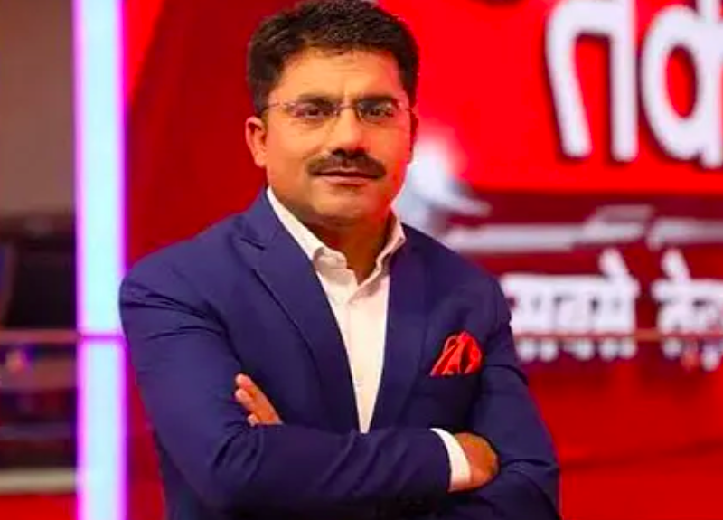 Senior Journalist Rohit Sardana, 40, passes away, was tested positive for Covid-19