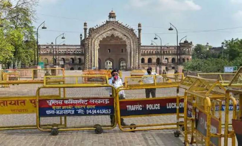 UP's 5 major cities including Lucknow undergo lockdown amid Covid surge